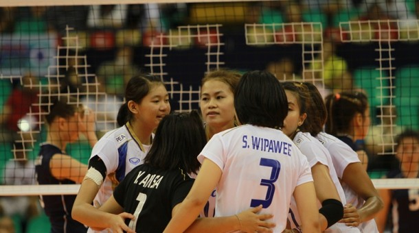 ตบสาวไทยยู23 ประเดิมแจ่ม อัด อุซเบฯ 3-0 เซต ศึกชิงเจ้าเอเชีย